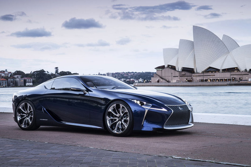 lexus lc 500h grand prix online. Black Bedroom Furniture Sets. Home Design Ideas