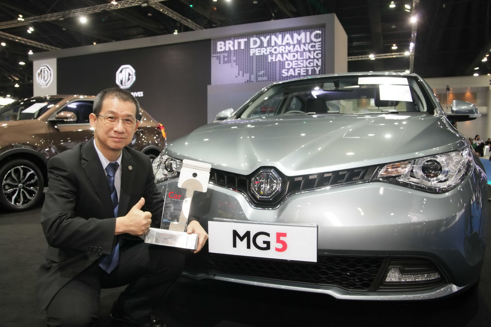 MG GS at Motor Show 2016_3
