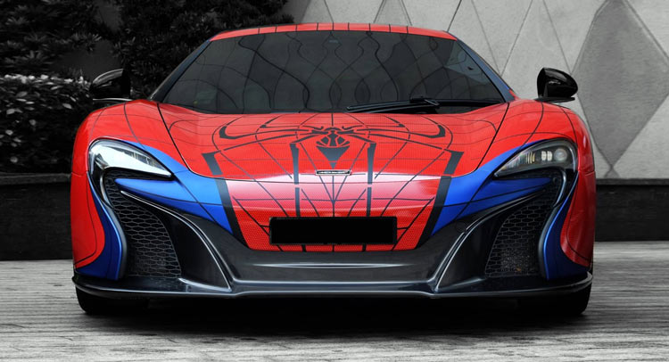 WrapStyle Shows Off Superhero Themed Supercars (2)