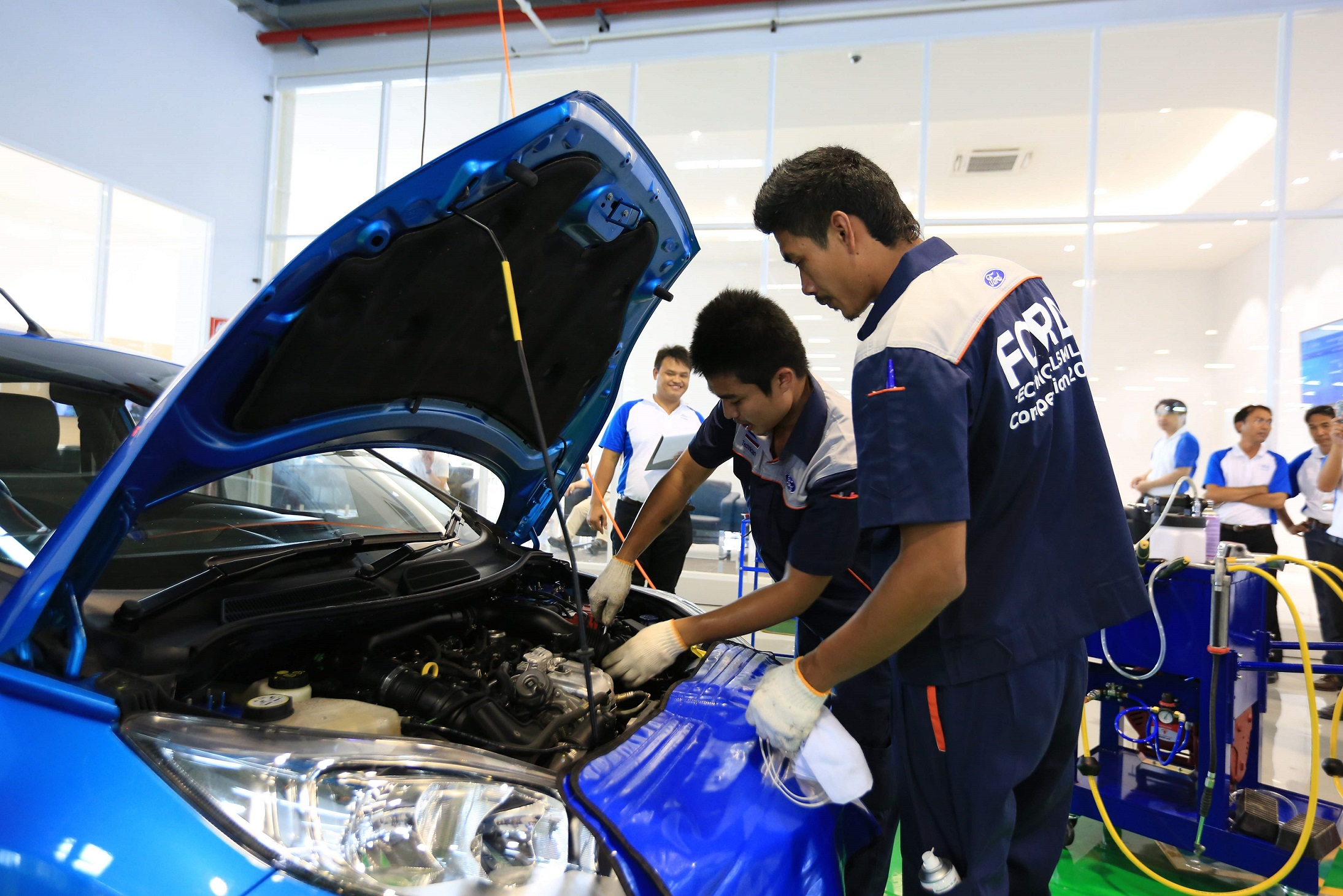 Ford Technical Skills Competition 2016_2