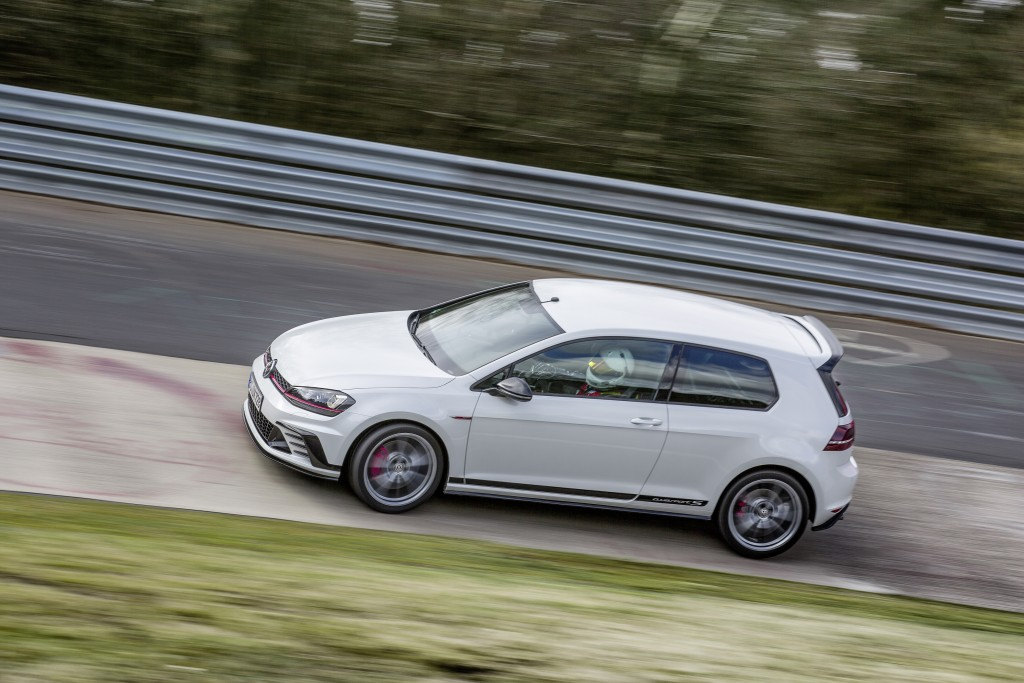VW Golf GTI Clubsport S (3)