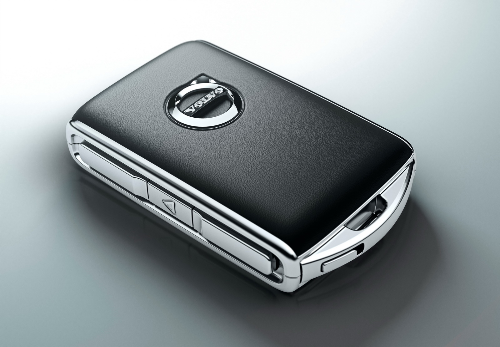 The all-new Volvo XC90 - new key