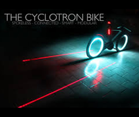 CYCLOTRON-BIKE-CYCLOTRON BIKE