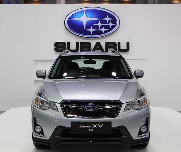 the new subaru xv sti. Black Bedroom Furniture Sets. Home Design Ideas