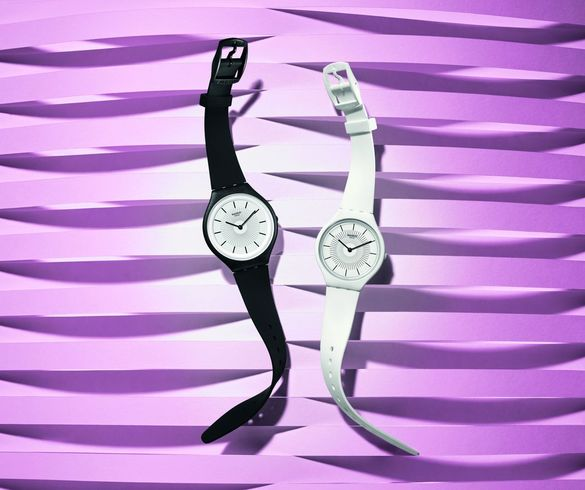 Make #YOURMOVE with Swatch SKIN