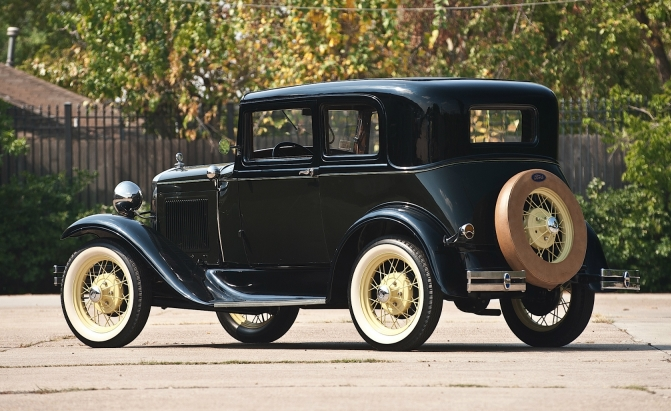 1920s – Ford Model A
