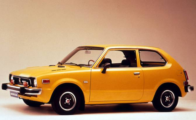 1970s – Honda Civic