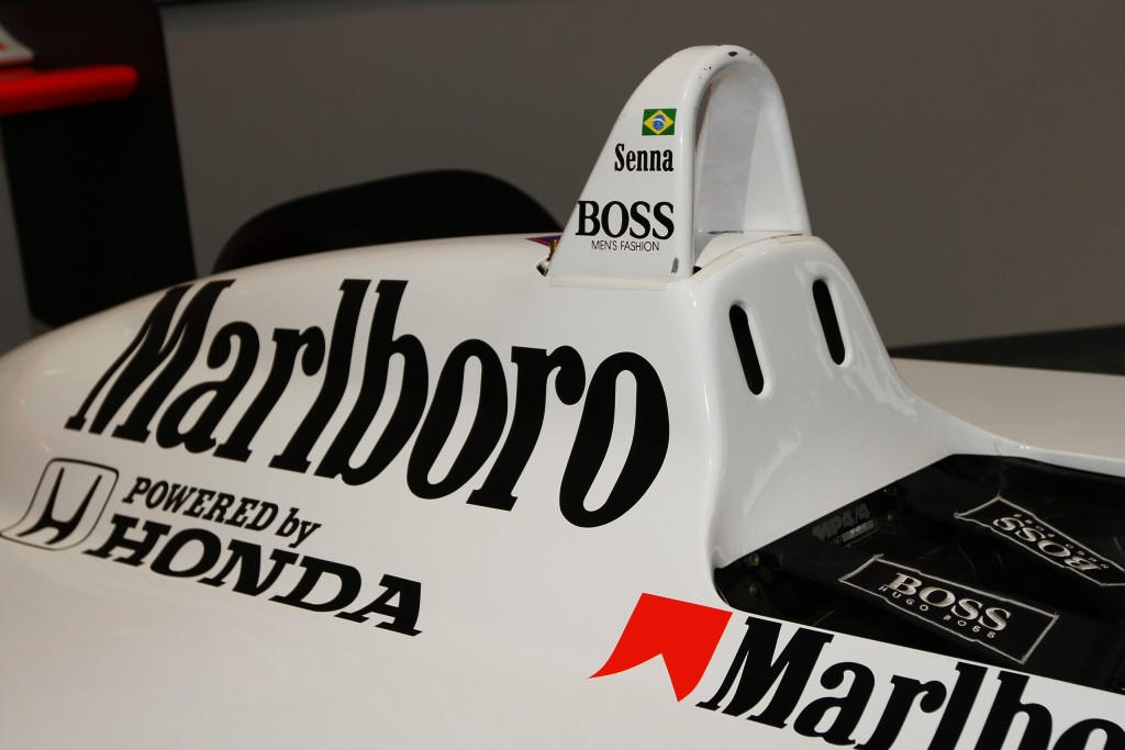 McLaren_MP4-4_engine_cover_Honda_Collection_Hall