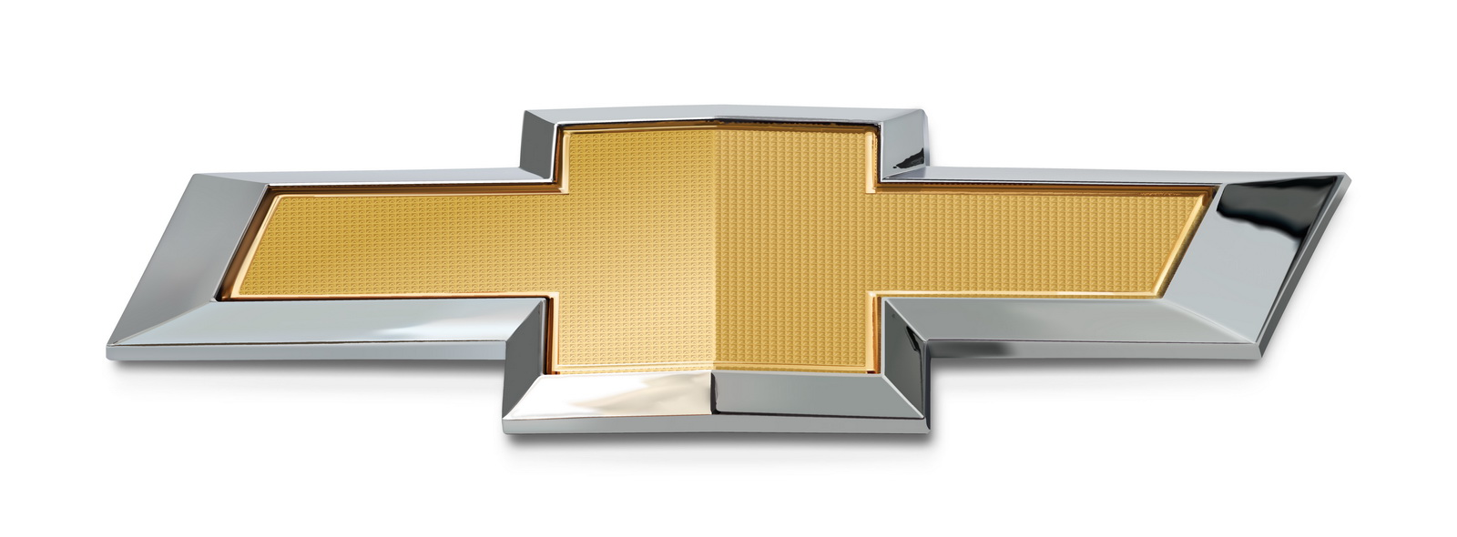 The current Chevrolet global bowtie appears on all Chevrolet cars, trucks and crossovers produced and marketed in more than 140 countries.