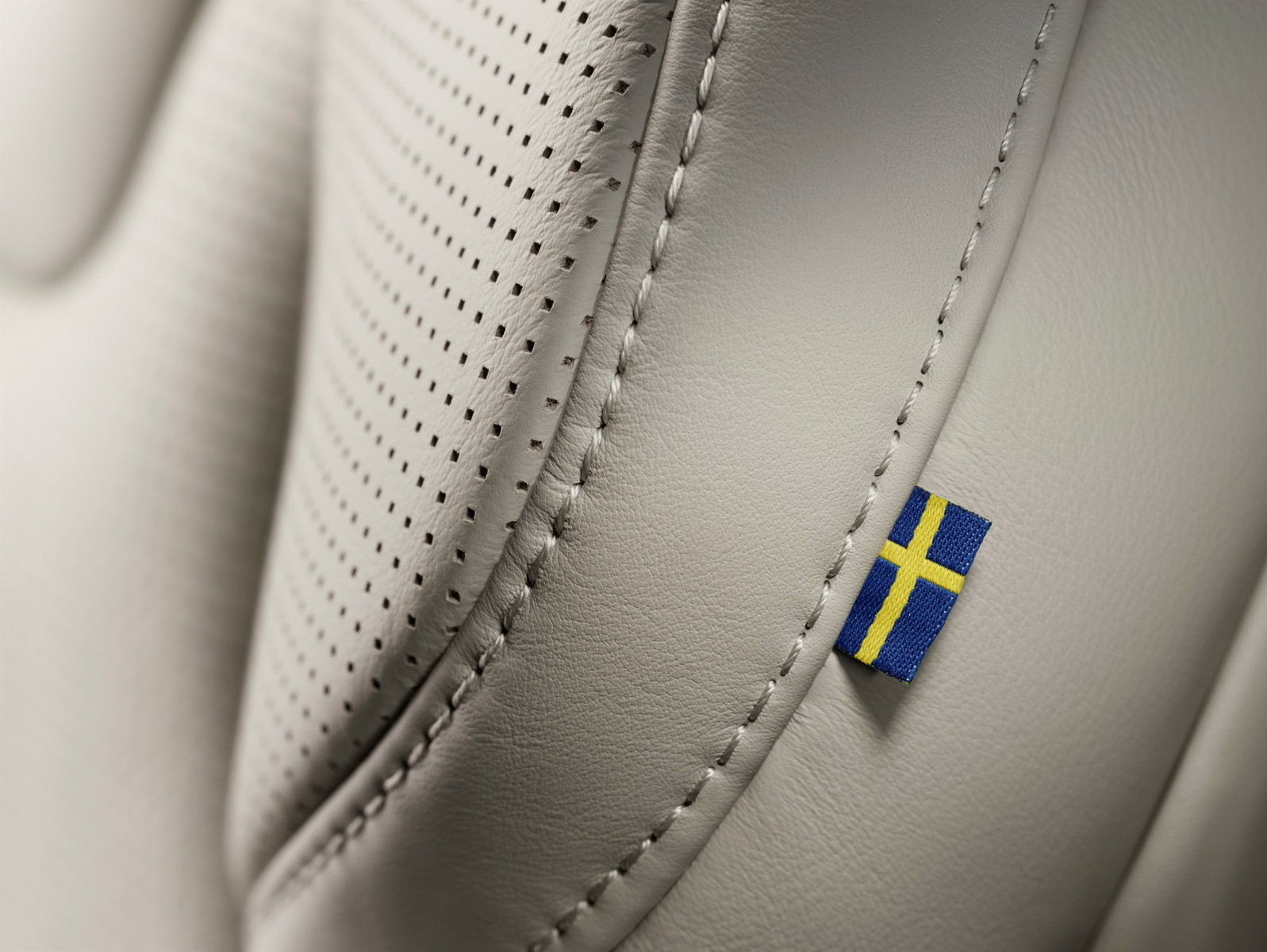The all-new Volvo XC90 - interior detail