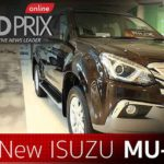 Walk Around 2017 | ISUZU MU X 1.9 & 3.0 Ddi BluePower