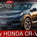 New HONDA CR-V 2017
