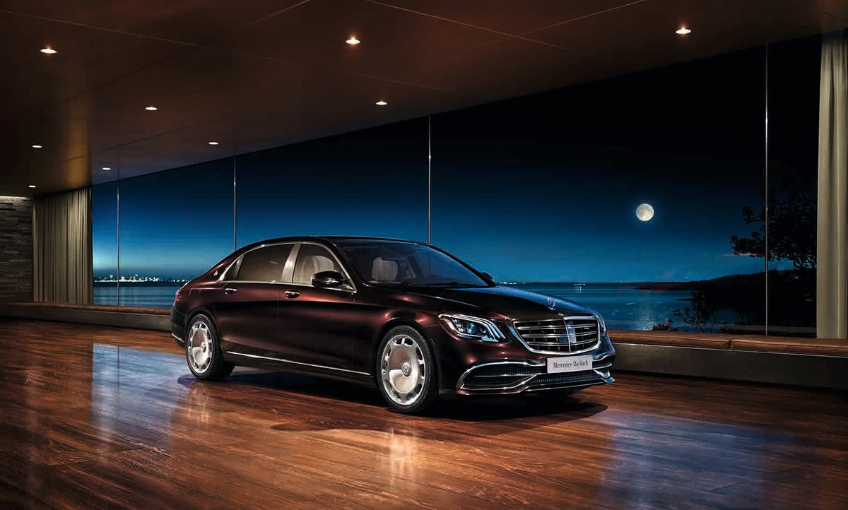 the new s class maybach s class. Black Bedroom Furniture Sets. Home Design Ideas