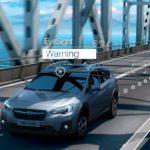 ซูบารุ เปิดตัว EyeSight Driver Assist Technology