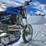 Harley-Davidson เปิดกิจกรรมการแข่งขัน Snow Hill Climb ในงาน Winter X Games 2018