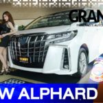 New Alphard 2018 คันแรกในประเทศไทย