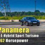 Panamera 4 E-Hybrid Sport Turismo ซาลูนหรูแฝงด้วยพลัง 462 แรงม้า