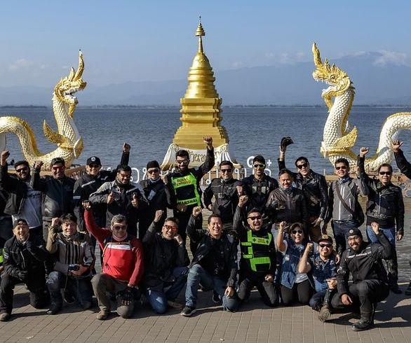 """รอยัล เอนฟิลด์ พาลูกค้าจากทั่วโลก ร่วมทริป """"Tour of Thailand 2017"""""""
