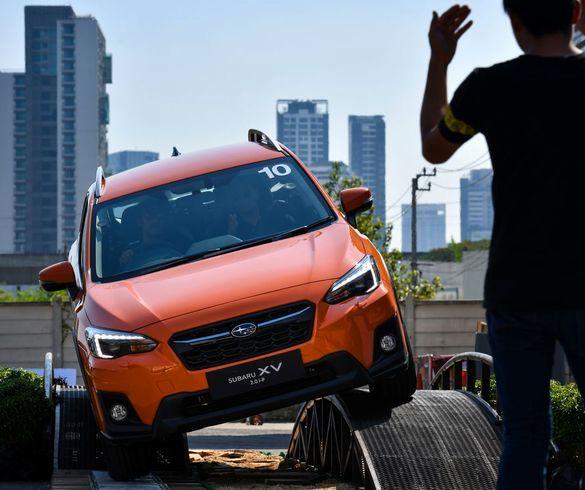 เปิดตัว The All-New Subaru XV อย่างเป็นทางการ