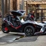 Polaris เปิดตัว 2018 Slingshot Grand Touring LE