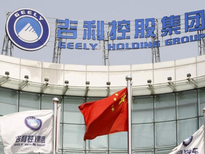 บริษัท Geely ก้าวสู่ผู้ถือหุ้นใหญ่อันดับหนึ่ง โดยซื้อหุ้น Daimler บริษัทแม่ Mercedes-Benz