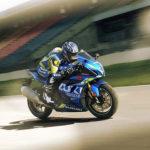 SUZUKI GSX-R1000…MOTOGP COLOUR SCHEME