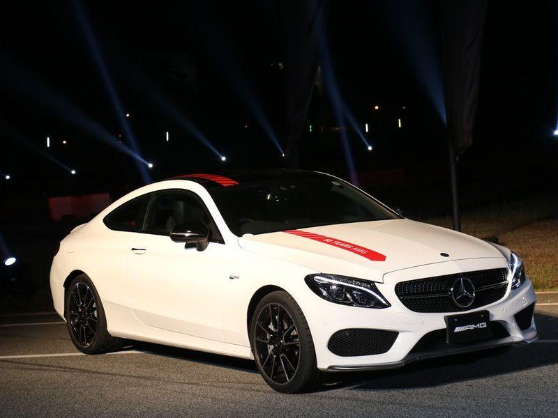 ถูกลง 1 ล้าน! Mercedes-AMG C43 4MATIC Coupé ประกอบในประเทศ ราคา 4.14 ล้าน