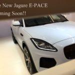 ส่องดูพี่เสือ!! NEW JAGUAR E-PACE เตรียมเปิดตัว 14 มี.ค.นี้