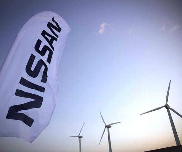 นิสสัน จัดแสดงระบบนิเวศพลังงานไฟฟ้าเพื่อสร้างขับขี่แห่งอนาคต