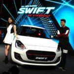All New Suzuki SWIFT สปอร์ตคอมแพคคาร์มาตรฐานระดับโลก