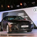 The new Audi A8 L ซีดานสุดหรูมาพร้อมความสง่างามและทรงพลัง
