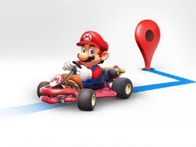 ห้ามพลาด! 3 ขั้นตอนเรียกซูเปอร์มาริโอนำทางใน Google Maps