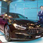 Maserati ประเทศไทย เผยโฉม New Ghibli ไฮลัคชัวรี่สปอร์ตซีดาน เริ่ม6.99 - 9.99 ล้านบาท