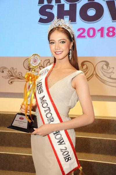 เจนนี่ นฤมล คำพันธ์ คว้าตำแหน่ง Miss Intercontinental 2019