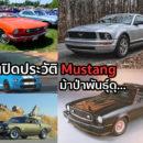 เปิดประวัติ Mustang ม้าป่าพันธุ์ดุ