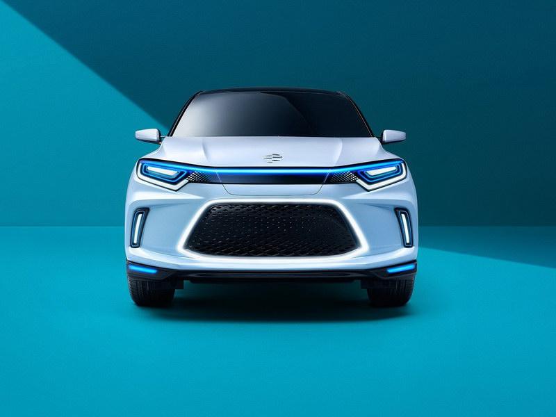 ว่าที่ HR-V เวอร์ชั่นไฟฟ้า-ฮอนด้า เผยโฉม 'Everus EV Concept'