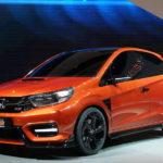 ฮอนด้า เผยโฉมรถต้นแบบ 'Small RS Concept'-ว่าที่ New Brio ?
