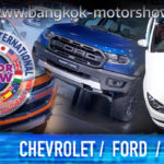 THE BANGKOK INTERNATIONAL MOTOR SHOW | CHEVROLET | FORD | MERCEDES-BENZ