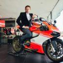 Ducati 1199 Superleggera คันแรกของโลกที่ขับทะลุ 1 แสนกิโลเมตร