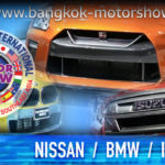 THE BANGKOK INTERNATIONAL MOTOR SHOW | NiSSAN | BMW | ISUZU