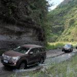 ชมคลิป!เปิดตัว New Nissan Terra และการขับทดสอบที่ภูเขาไฟพินาตูโบ