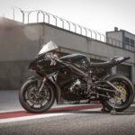Triumph ทดสอบเครื่องยนต์ Moto2 ในรถ Daytona 765
