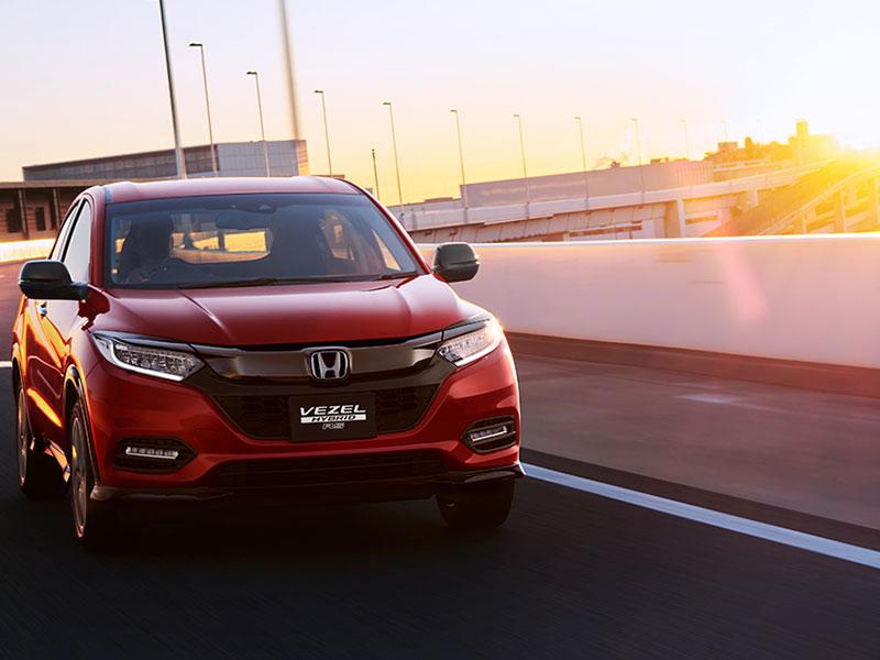 Honda HR-V 2018  ฮอนด้าจ่อเปิดตัว เอชอาร์-วี ไมเนอร์เชนจ์