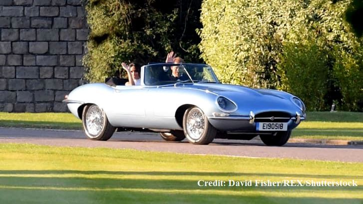 Jaguar E-Type Zero รถไฟฟ้า 15 ล้านของเจ้าชาย!