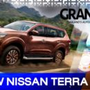 เปิดตัว The All New Nissan Terra