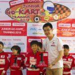 โตโยต้า ปูพื้นฐานการขับขี่เยาวชน จูเนียร์คาร์ทแชมป์เปี้ยนชิพ 2018