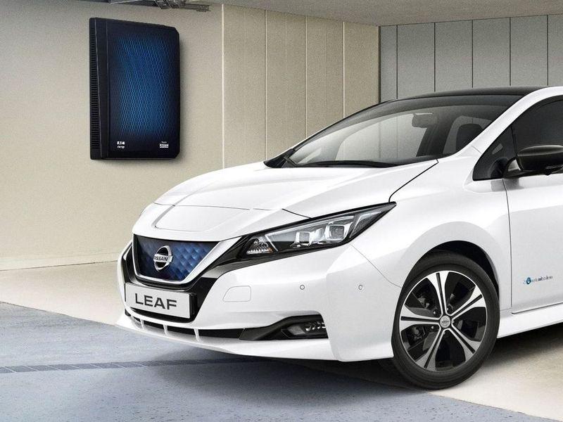 Nissan Energy Solar ชุดสร้างพลังงานครบวงจร เริ่มจำหน่ายแล้วที่อังกฤษ