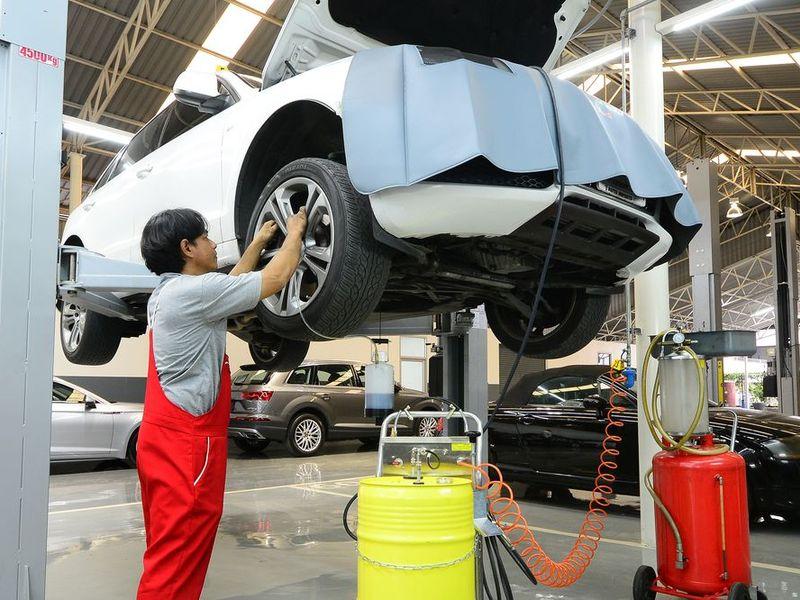 อาวดี้ ประเทศไทย จัดแคมเปญบริการหลังการขาย ตรวจเช็คสภาพฟรี 40 รายการ