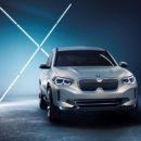 BMW Concept iX3 ทิศทางการพัฒนารถไฟฟ้าในอนาคต