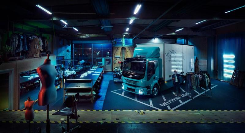 วอลโว่ ทรัคส์ เปิดตัวรถบรรทุกไฟฟ้าเต็มรูปแบบครั้งแรก